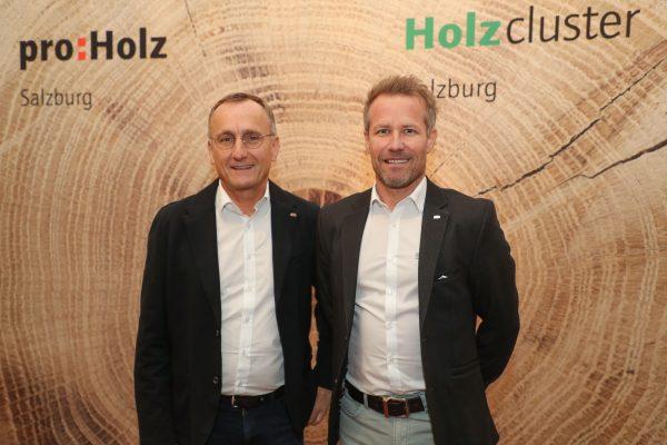 Feier 20 Jahre Pro Holz Salzburg im Kavalierhaus KleßheimFoto: Franz Neumayr     8.11.2018