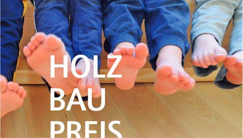 Holzbaupreise 2011 Deckblatt