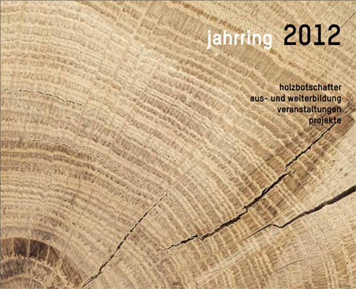 Jahrring 2012 Deckblatt