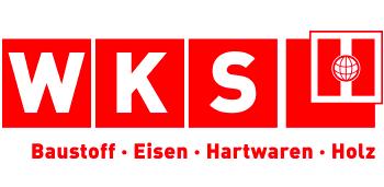 WKS - Baustoff Eisen Hartwaren Holz Logo