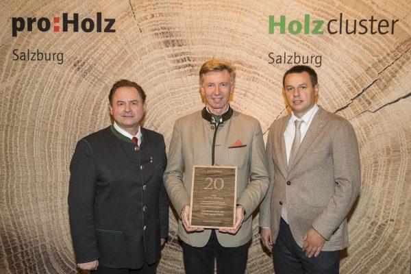 pro.Holz Event Salzburg Foto: Neumayr/Leo 08.11.2018