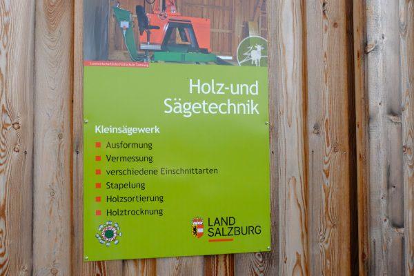 Lungauer Holzsymposium_Kleinsägewerk