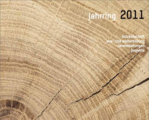 Jahrring 2011 Deckblatt